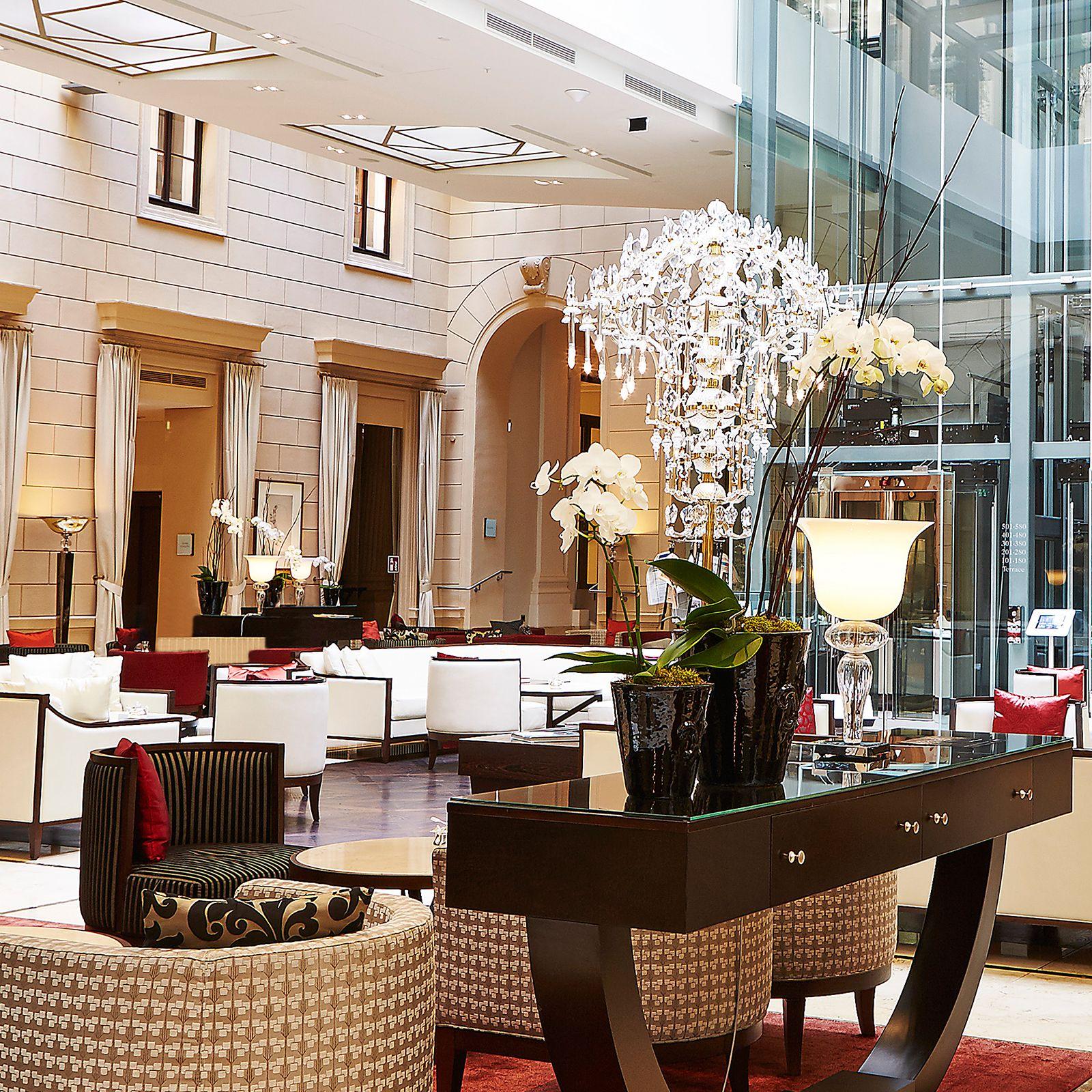 Luxury Palais Hansen Kempinski Vienna Paired