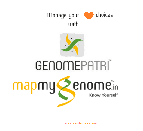 on map my genome