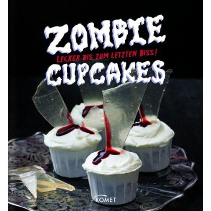 Vanili, Lily von Zombie Cupcake: Lecker bis zum letzten Biss!