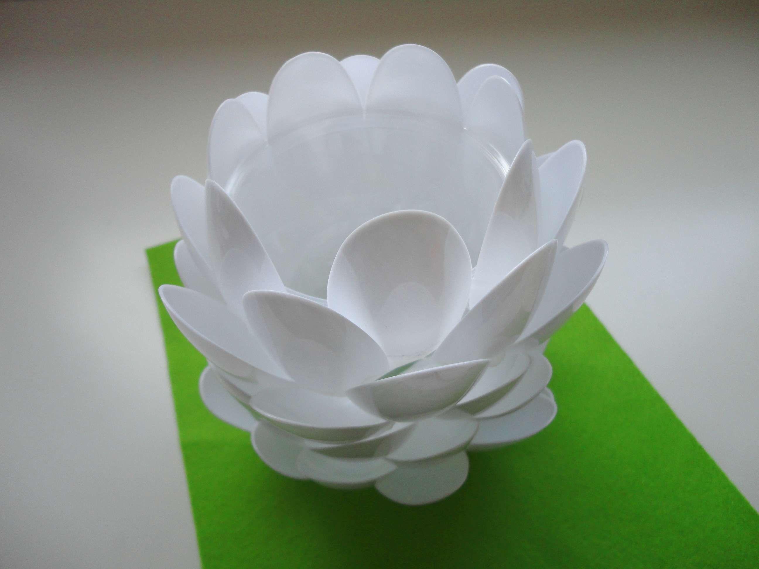 Tutorial farolillos en forma de flor | Crafting: Projects ... - photo#50