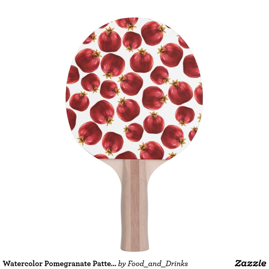If you are a pomegranate and fresh fruit fan, this watercolor brand new design is perfect for you. Who can say no to a delicious fruit for both yourself and your loved ones? #zazzle #pomegranate #watercolor #red #fruit #food  #artprint #gifts #gift #giftideas #design #unique #custom #sports #games #hobby #yoga #cornhole #baseball #dartboard #puzzle #playingcard #golf #paddle #dart #skateboard #beerpong #poker #frisbee #guitar