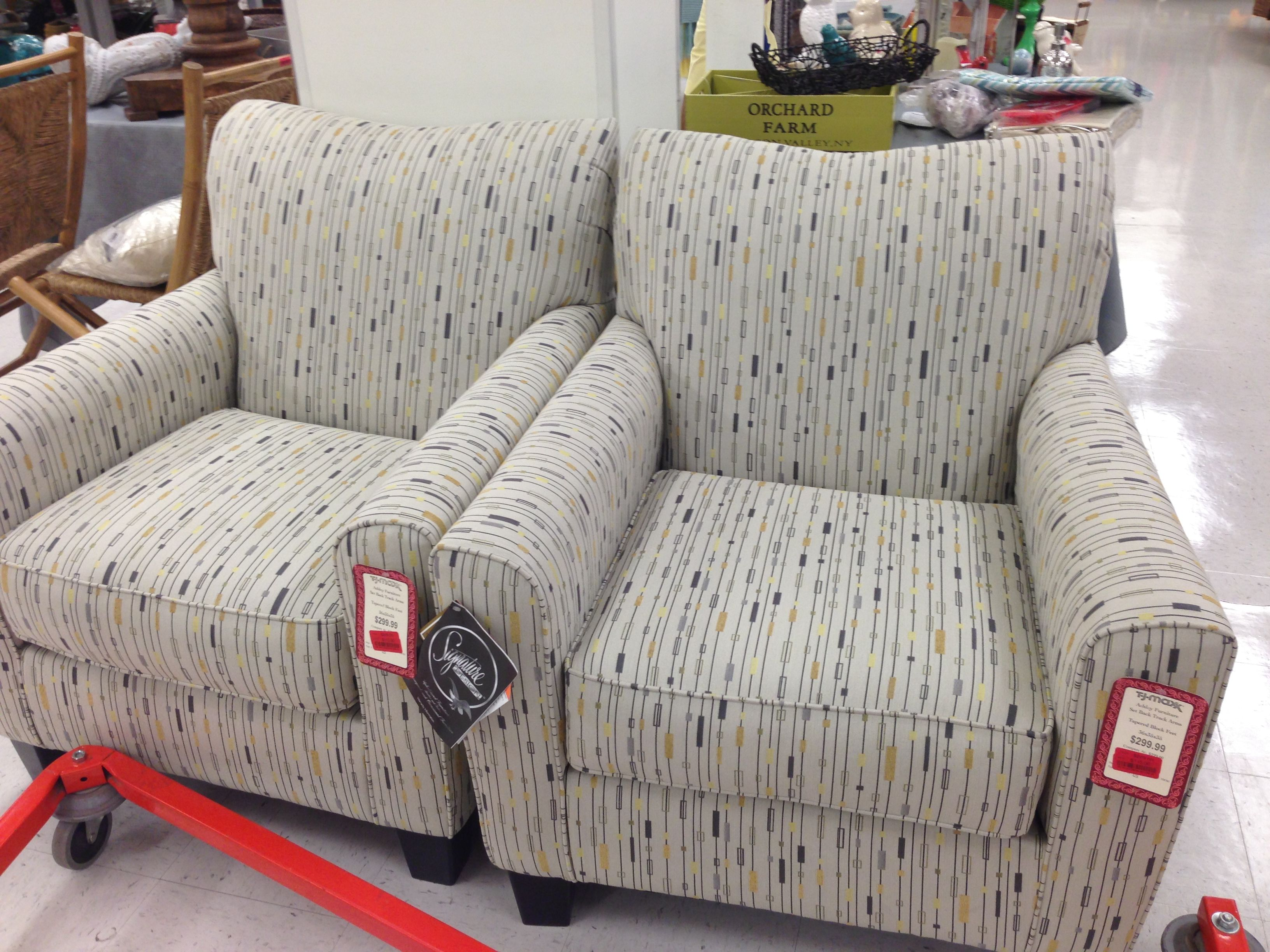 Tj maxx sofa chairs  115 each. Tj maxx sofa chairs  115 each   furnishings   Pinterest