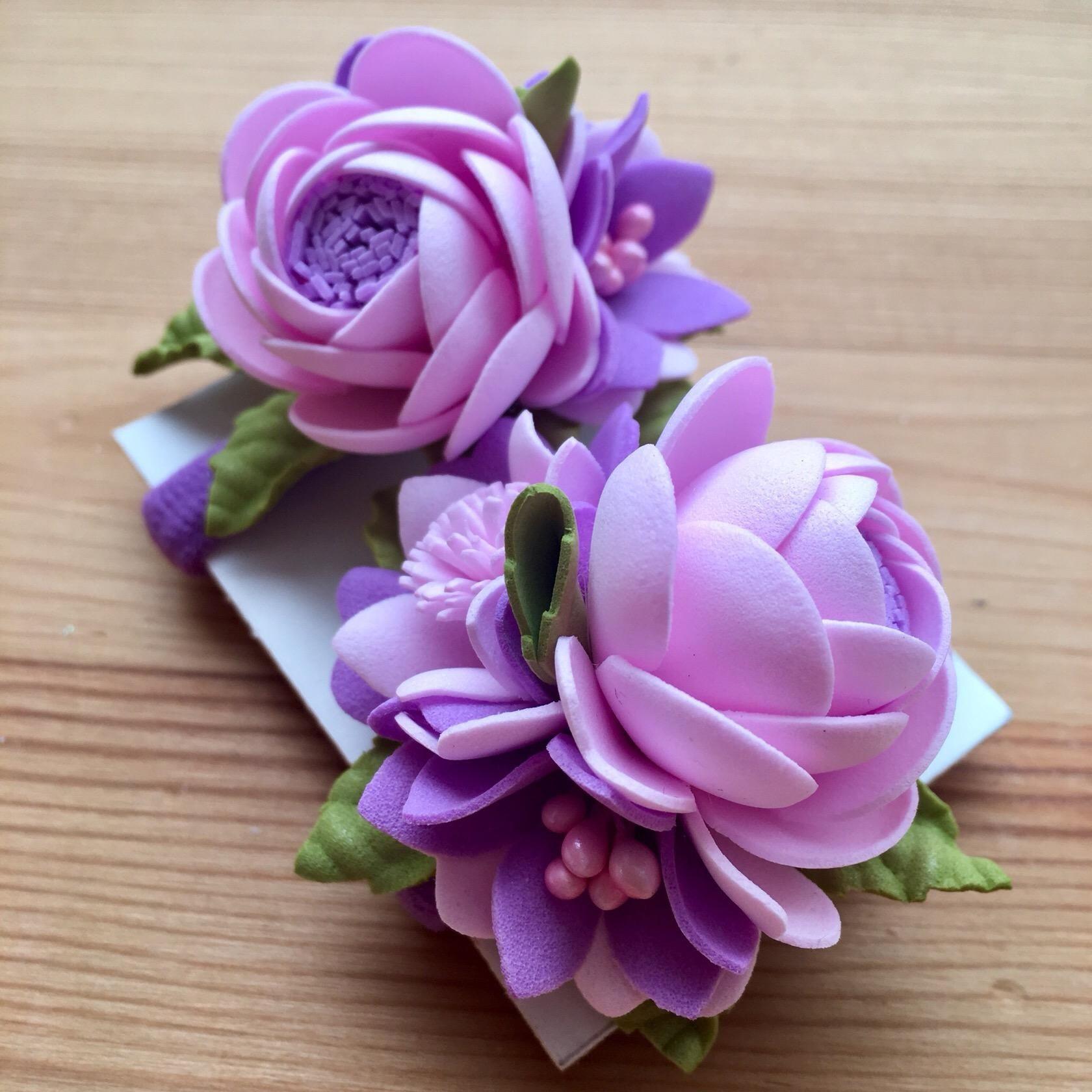 Лесная фиалка цветок фото