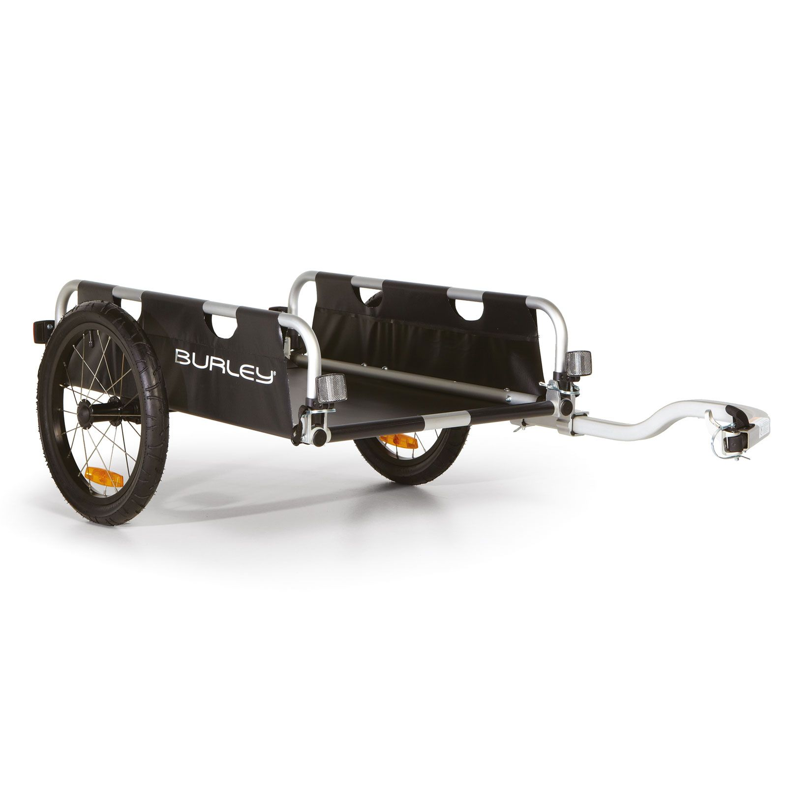 Burley Flatbed™ | Fahrrad Lasten Anhänger – Die Radanhänger