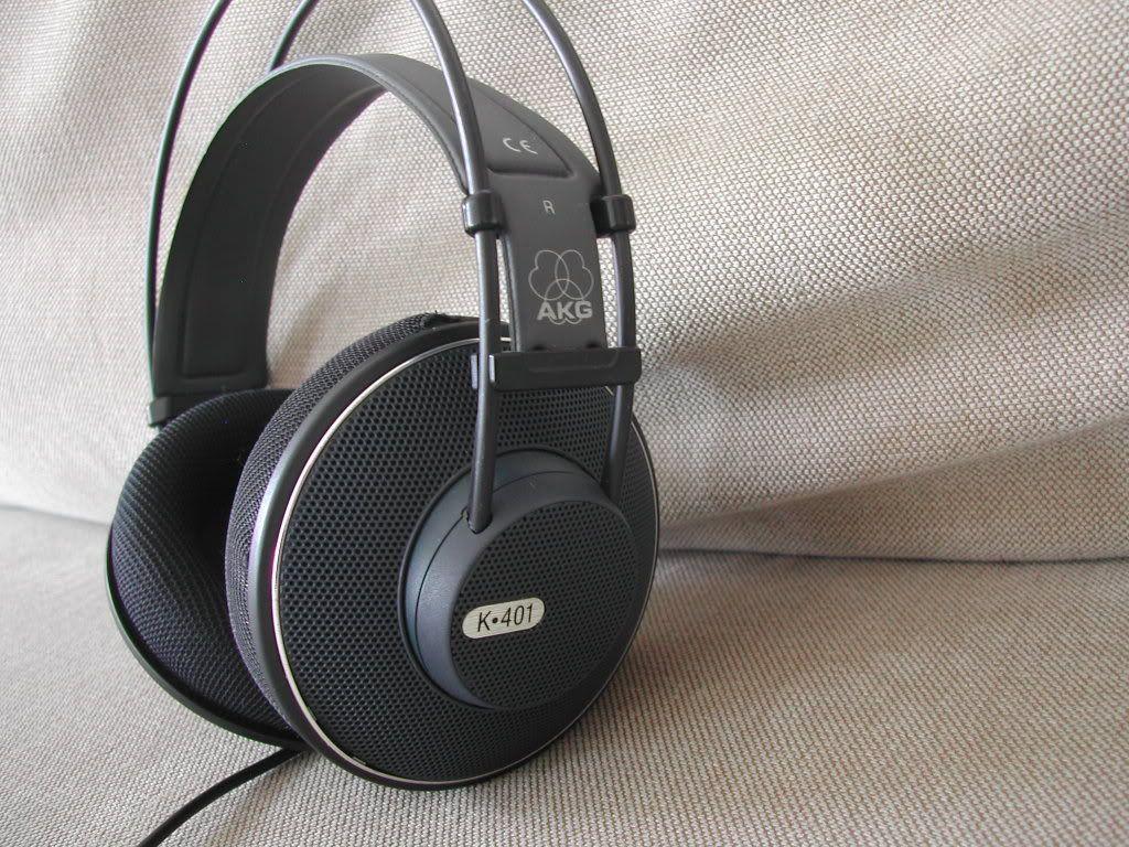 8ce128aebba AKG K401   Audio Gear   Headphones, In ear headphones, Over ear ...