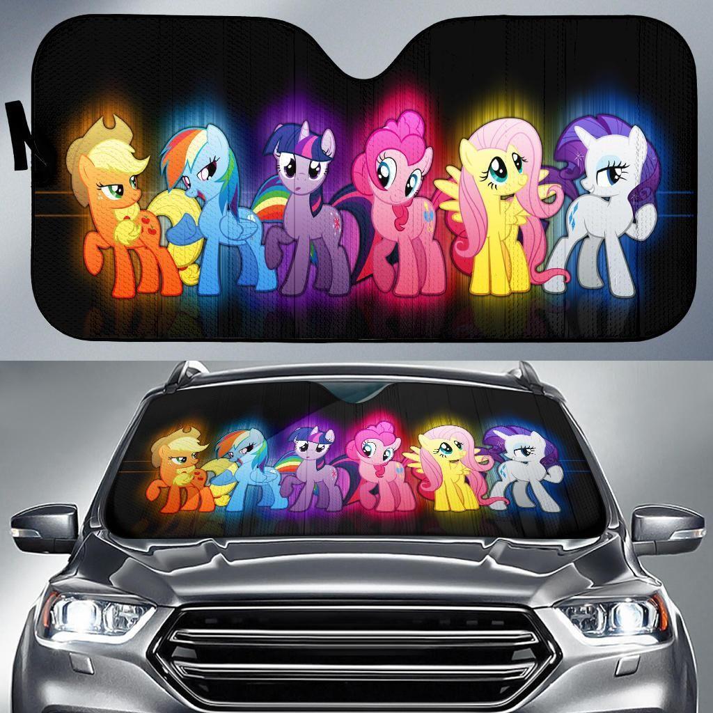 My Little Pony Sun Shade Sun shade, Car sun shade, My