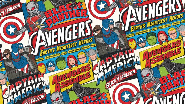 These Marvel Zoom Backgrounds Will Make You Feel Like A Superhero Marvel Background Marvel Zoom Avengers Comic Books
