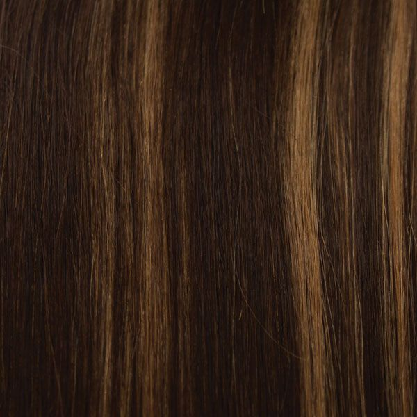 0227 Dark Brown Copper Blonde Available In Wefts Lox Colors