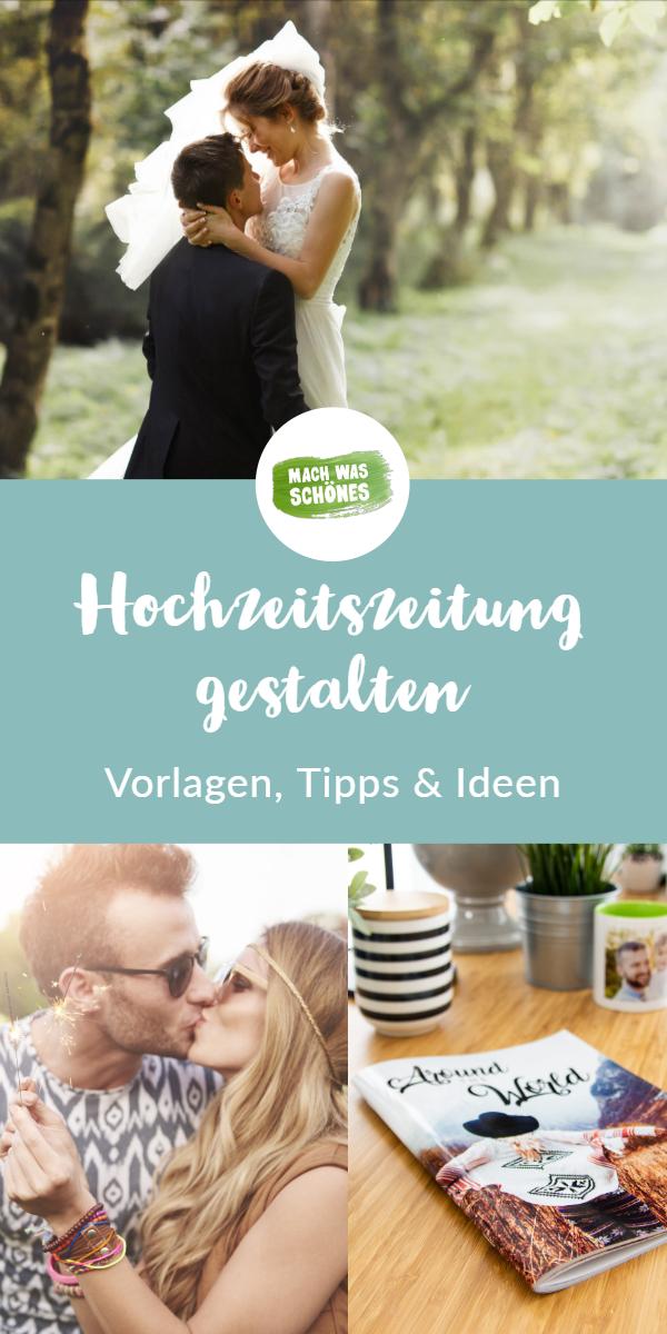 Hochzeitszeitung Leicht Gemacht Mach Was Schones Hochzeitszeitung Hochzeitszeitung Gestalten Hochzeitszeitung Ideen