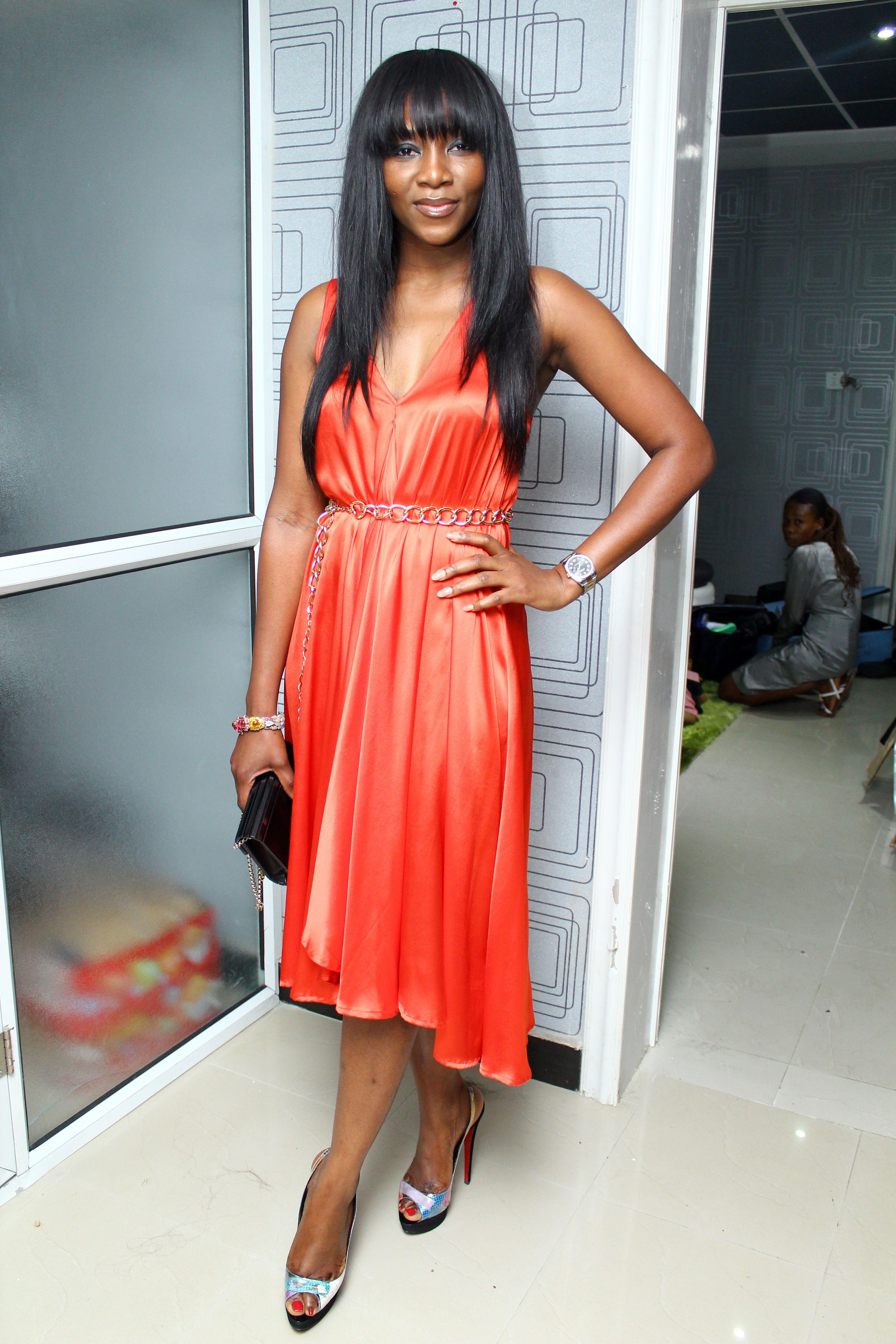 Genevieve Nnaji | Nollywood Celebrity | Pinterest | Celebrity