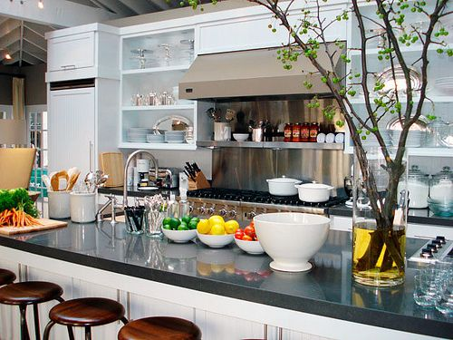 house beautiful's kitchen of the year with the barefoot contessa