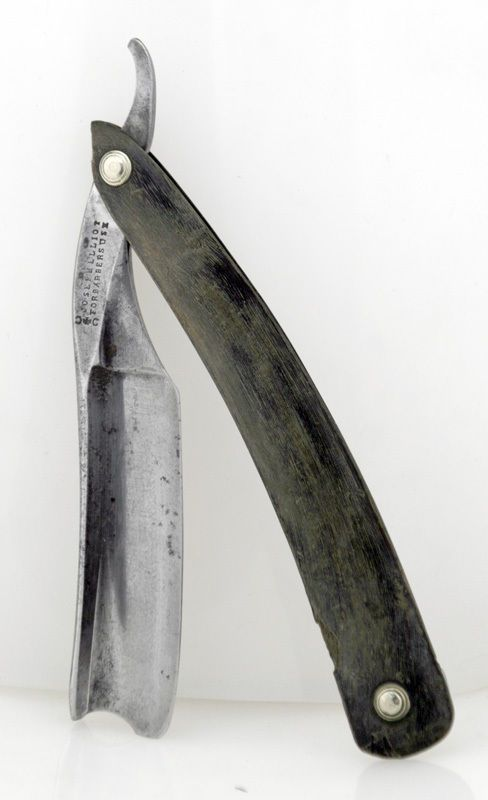 "163 33 Vintage Straight Razor C C Joseph Elliot for Barbers Use Nice 7 8"" | eBay"