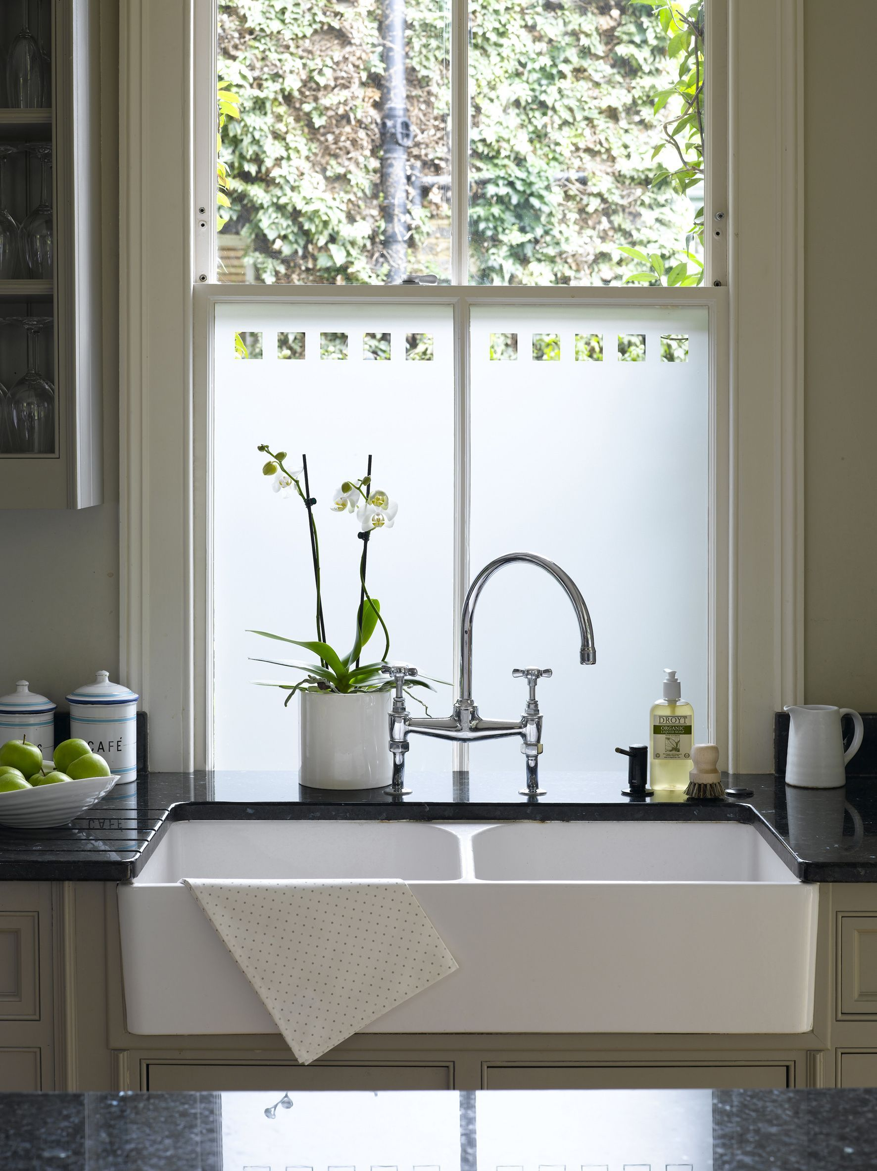 Image Result For Planter Counter In Front Of Low Window Kitchen