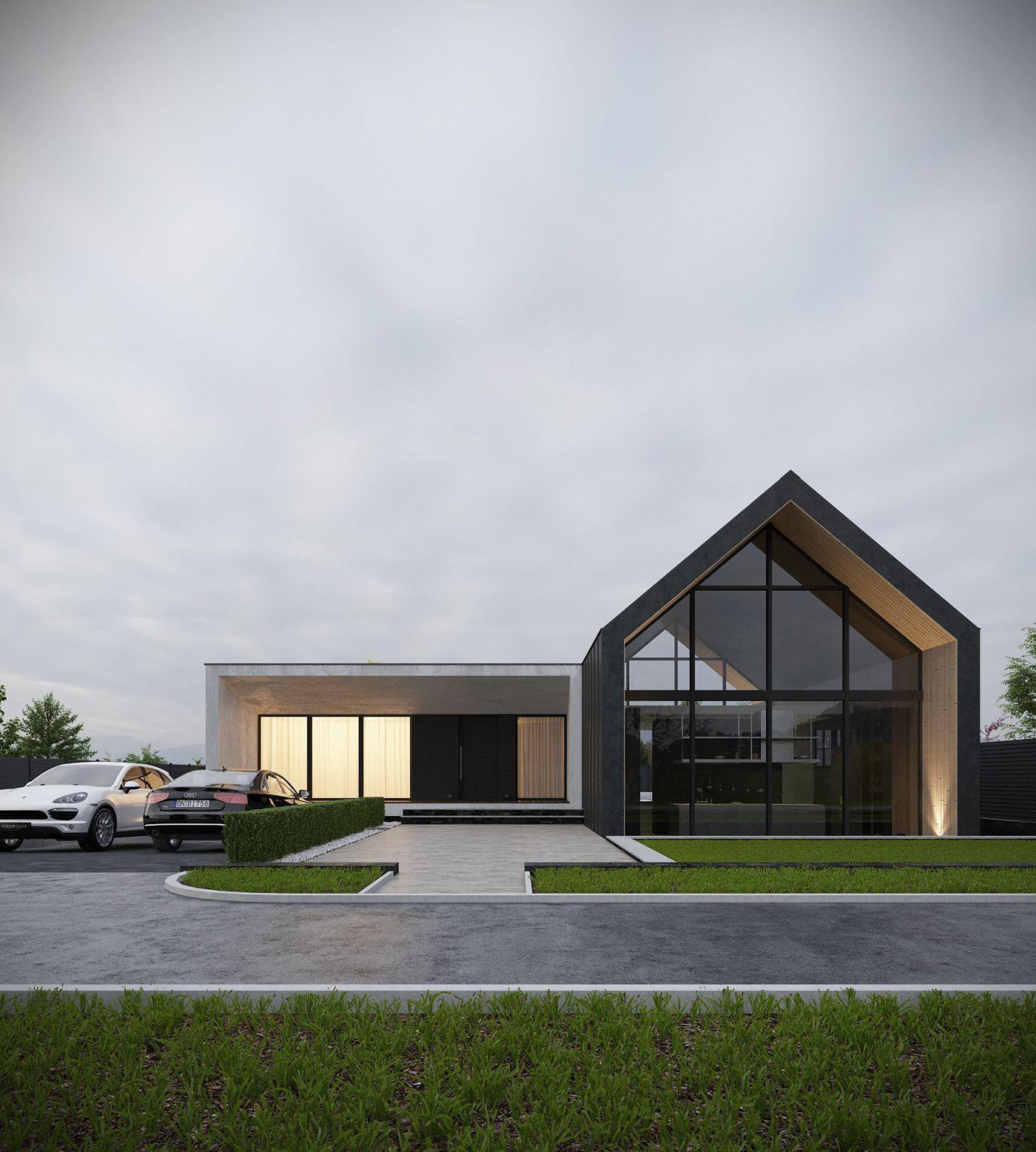 Modern Homeexterior Design Ideas