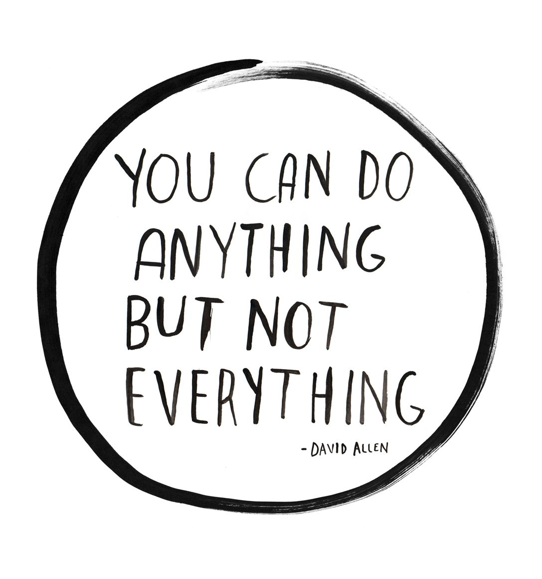 You Can Do Anything But Not Everything Free Desktop Download Frases Sinceras Citacoes Palavras
