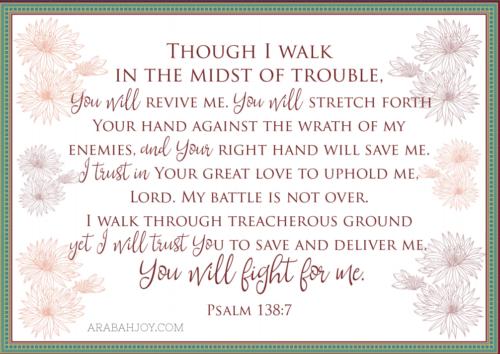 10 Powerful Scriptures For War Room Prayers Free Printable War Room Prayer Powerful Scriptures Prayer Scriptures
