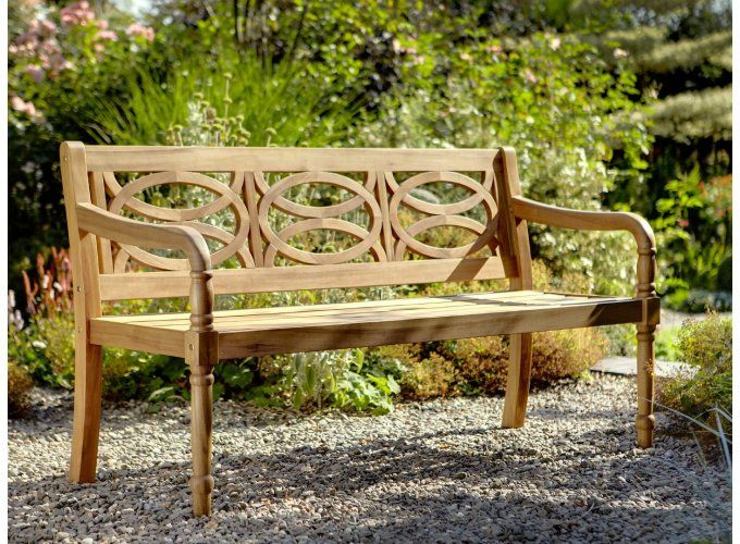 Although Purchasing New Wooden Garden Benches Is Fun But It Can Be A Little  Difficult Sometimes