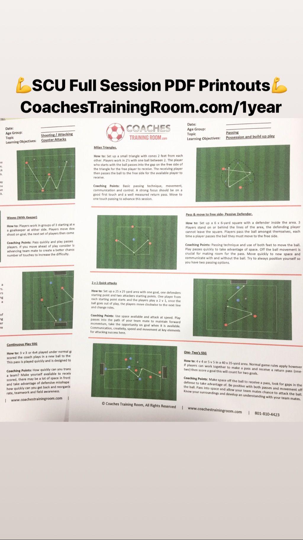 Soccer Coaches University Free Coaching Soccer Coaching Soccer Equipment