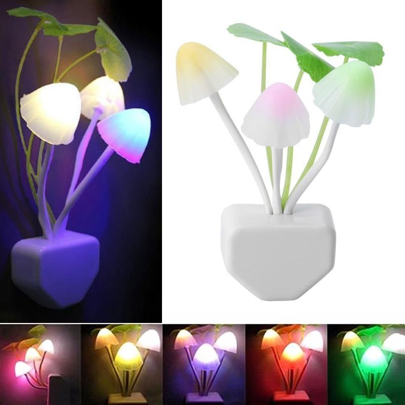 Cheap Led Night Lights Buy Directly From China Suppliers Mushroom Night Light Plug In Lamp Led Night Ligh Sensor Night Lights Led Night Light Night Light Kids