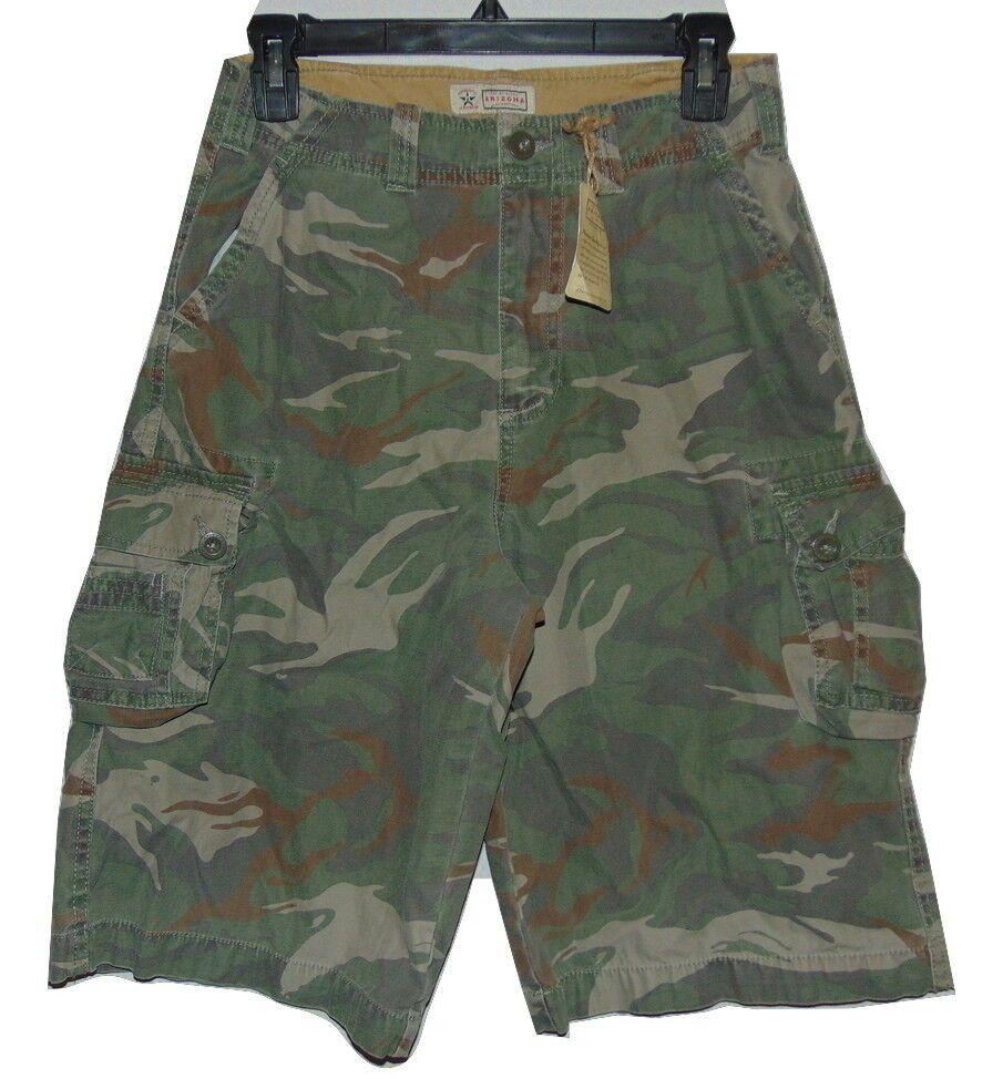 e0856b75c Arizona Jeans Woodland Camo Cargo Shorts Size 16 #Arizona #Everyday #Shorts