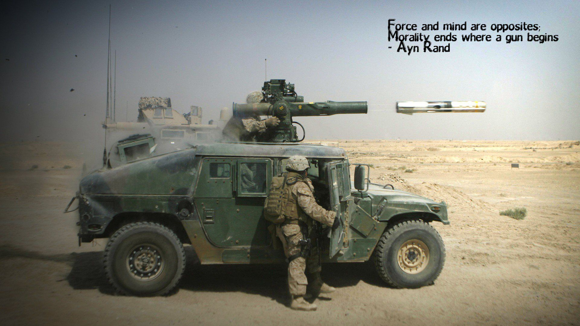 Weapons and military equipment: a selection of quotes