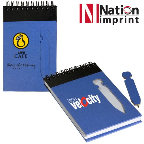 Notebooks! Promotional Products Work!