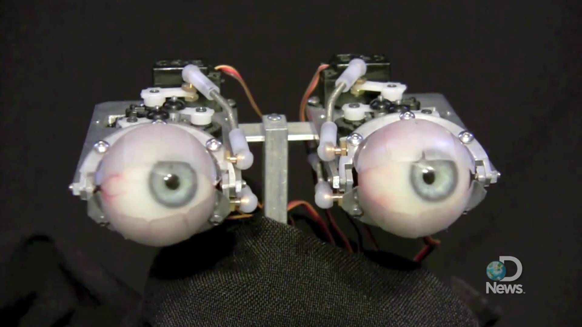 Animatronic Eye Mechanism Explained Human Puppet Puppets Animation Stop Motion