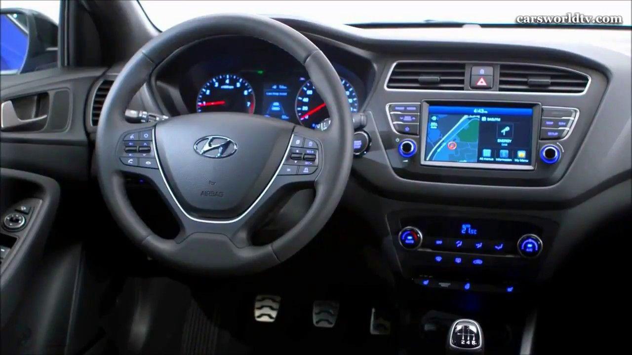 2019 هيونداي I20 نظرة استباقية Hyundai New Hyundai Interior