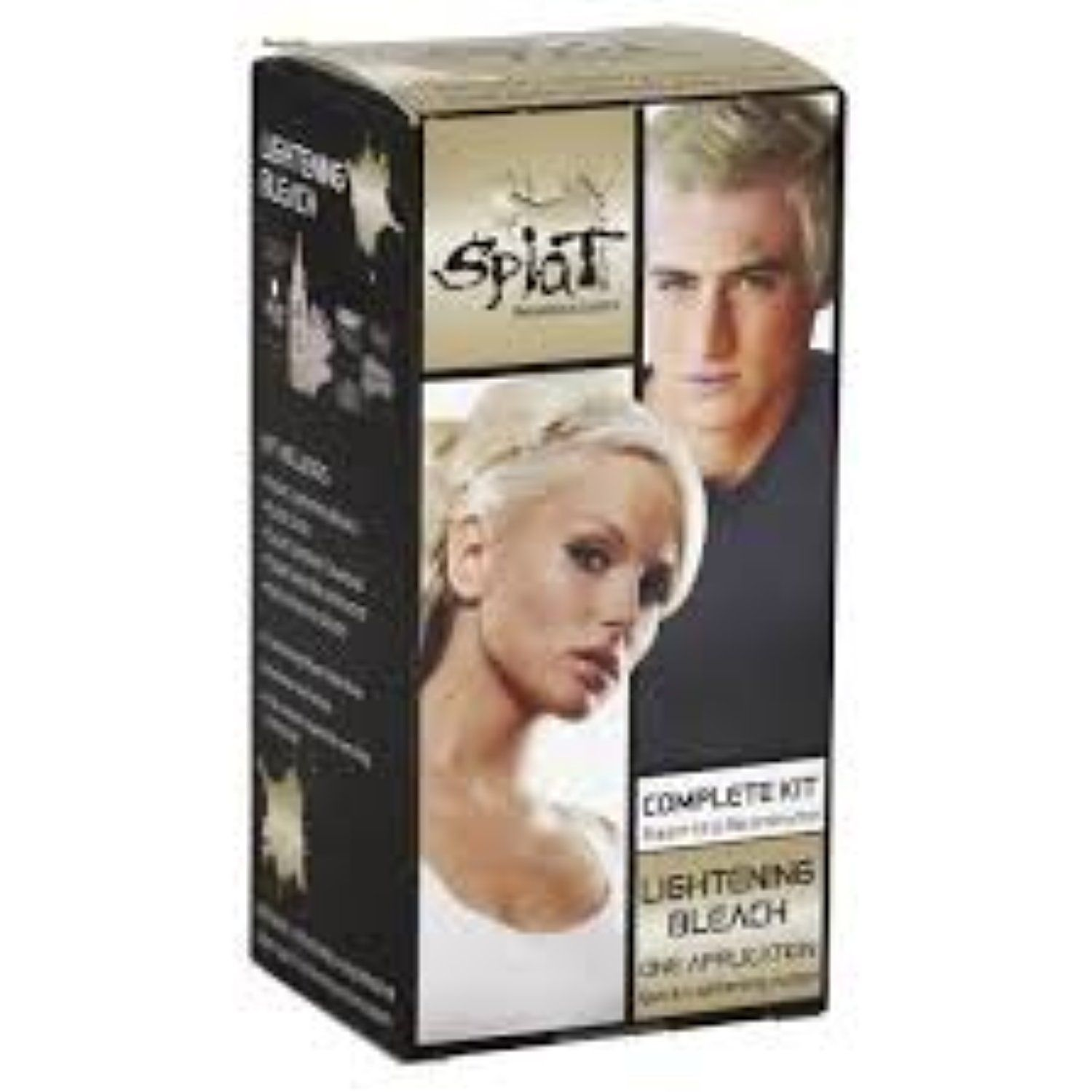 Splat Hair Color Lightening Bleach Kit Pack Of 3 Be Sure To Check Out This Awesome Product This Is An Aff Splat Hair Color Hair Color Bleach Hair Color