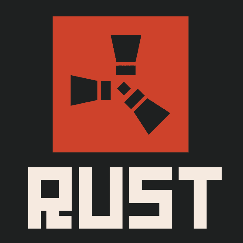 Rust Game Game Logo Logos Rust The Game