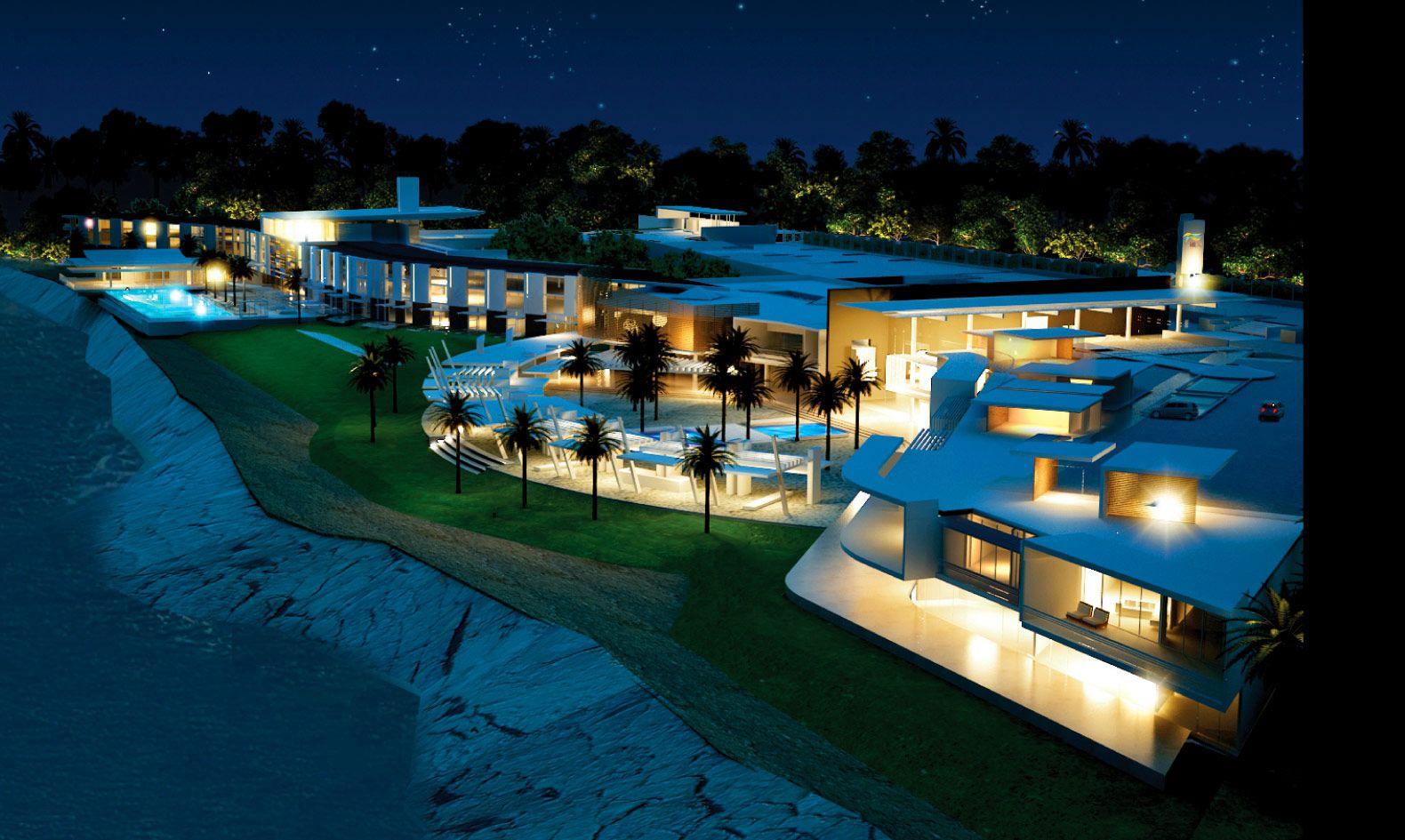 Olmesdahl Truen Radisson Blu Hotel Dakar Senegal