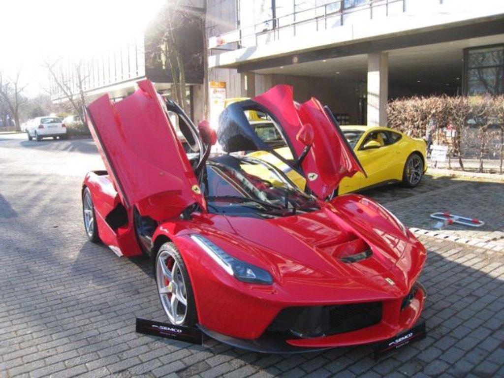 Ferrari LaFerrari Already Hits The Used Car Market | Luxury ...