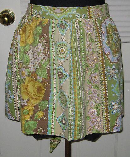 vintage pillowcase with tutorial