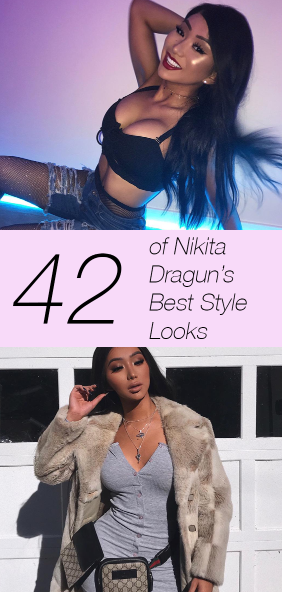 42 Times Nikita Dragun's Instagram Was Better Than A Style