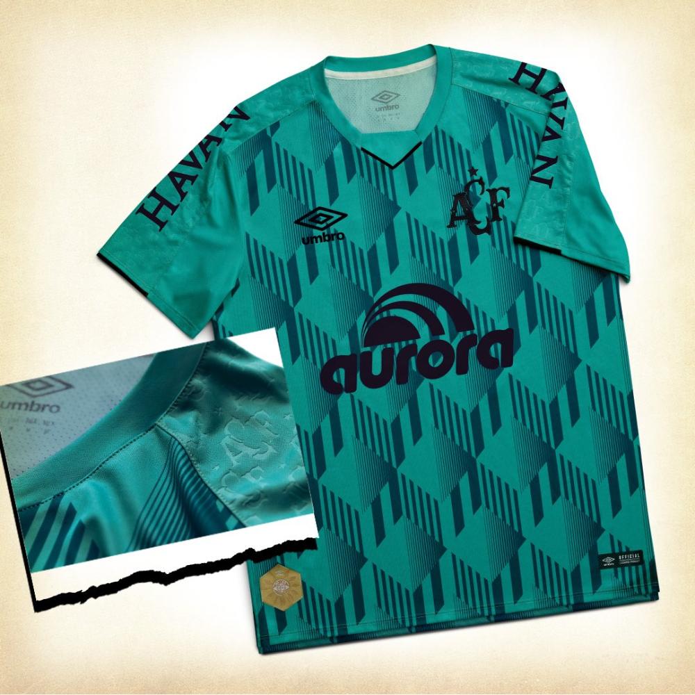 Download Chapecoense 19 20 3rd Kit By Umbro Forza27 Umbro Custom Football Soccer Kits
