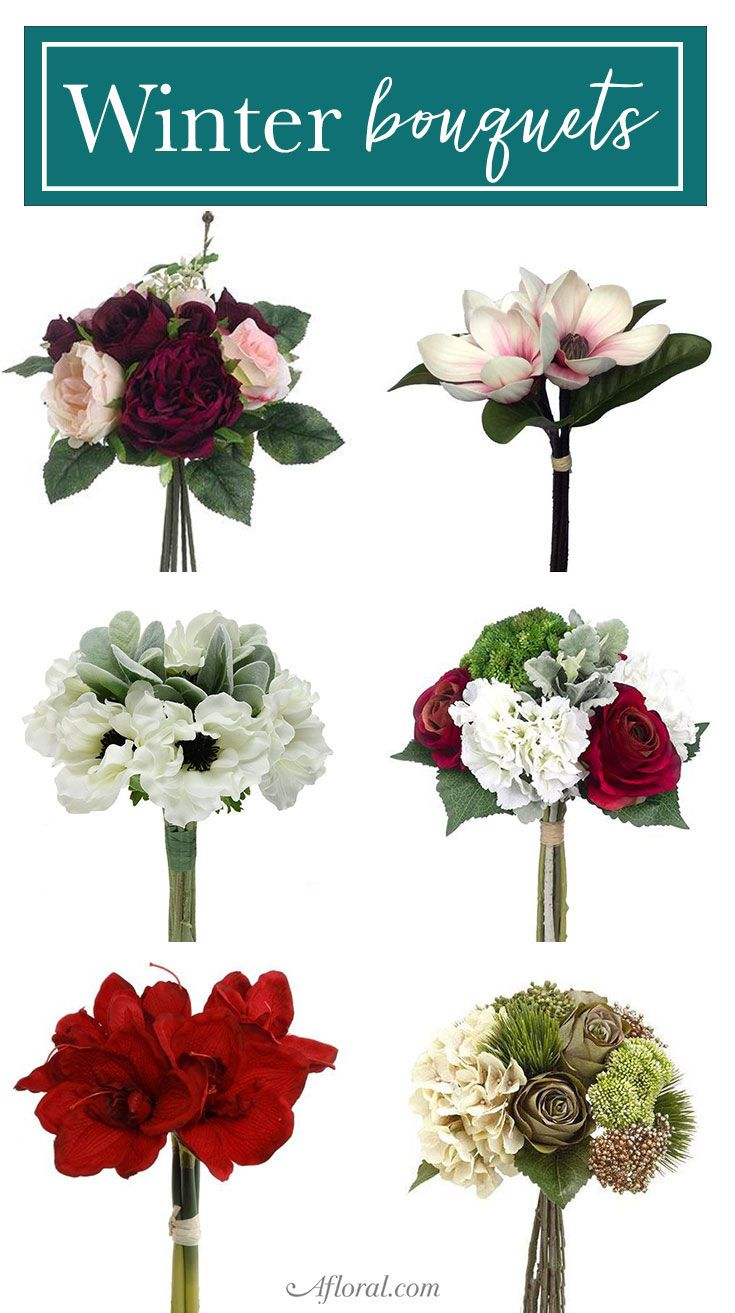 Find artificial flower bouquets for your winter wedding at afloral find artificial flower bouquets for your winter wedding at afloral izmirmasajfo