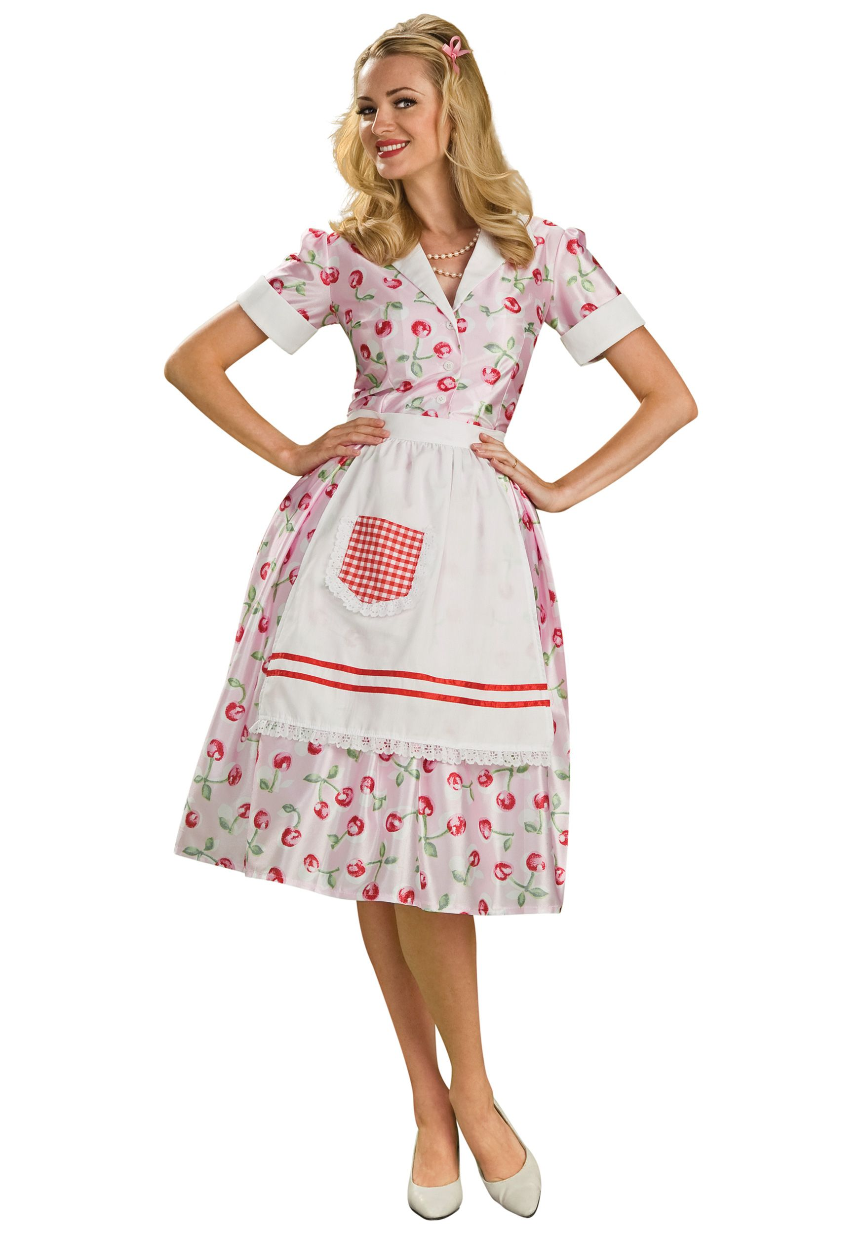 f5f7ce4cd3 50s Housewife- $28.99 so cute! I love this for Mrs. MacAfee or one of the  other moms.