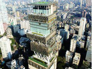 Mukesh Ambani S House Shows Lack Of Empathy For Poor Ratan Tata Ambani House Mukesh Ambani House Expensive Houses