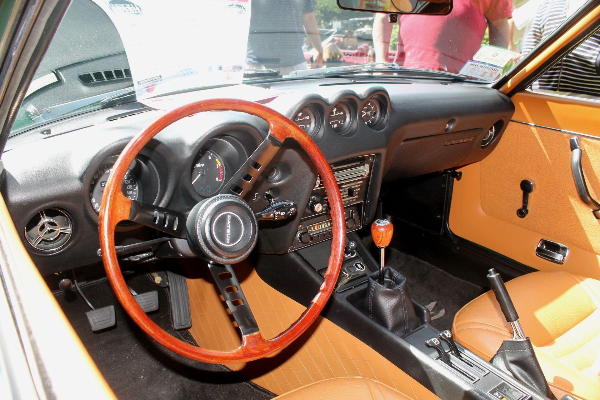 Afbeeldingsresultaat Voor Datsun 240z Interior
