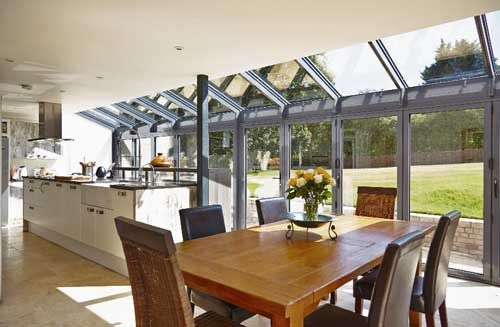 1000 Images About Lean To Conservatories And Glass Extensions On . Part 88