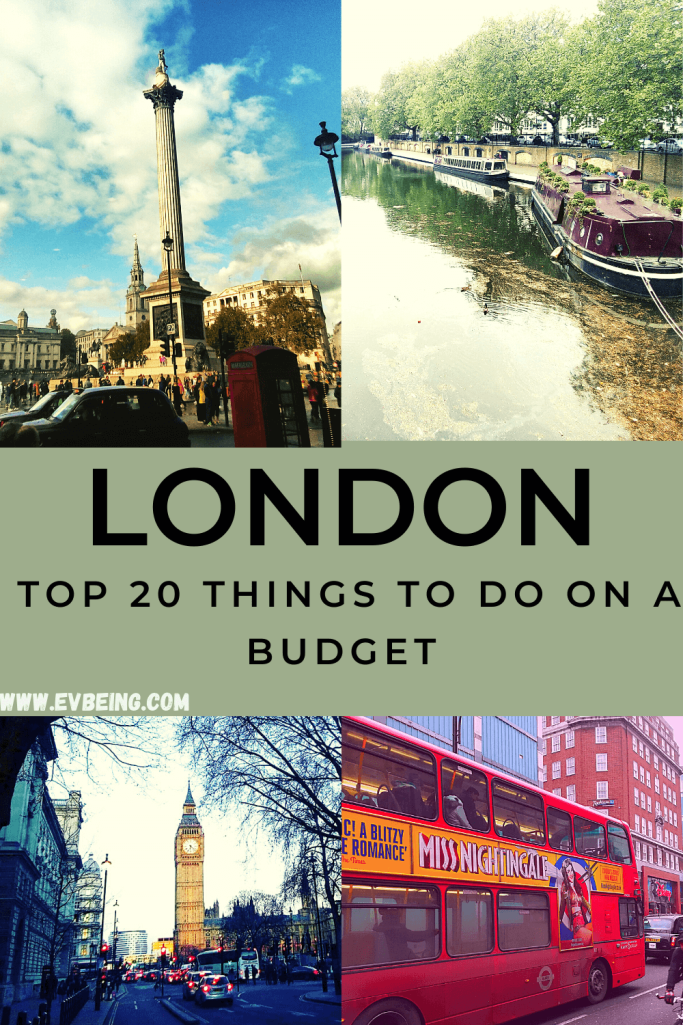 London Top 20 Things To Do On A Budget Travel Guide London London Travel Island Travel