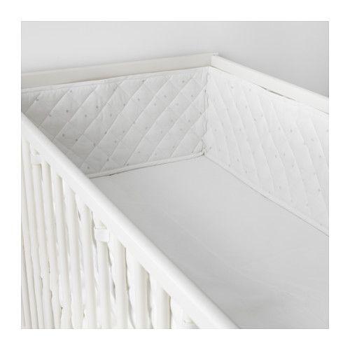 Baby Bettwäsche Ikea himmelsk randschutz ikea baby room