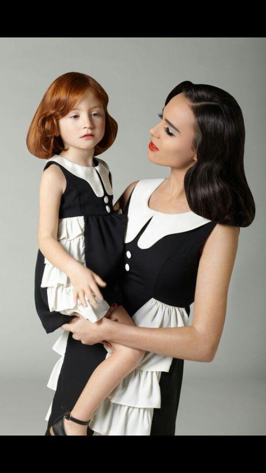 Moda para madre e hija