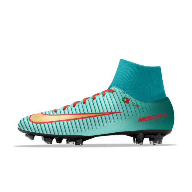 acc3f8a2517a1b Nike Mercurial Victory VI Dynamic Fit FG iD Men s Firm-Ground Football Boot