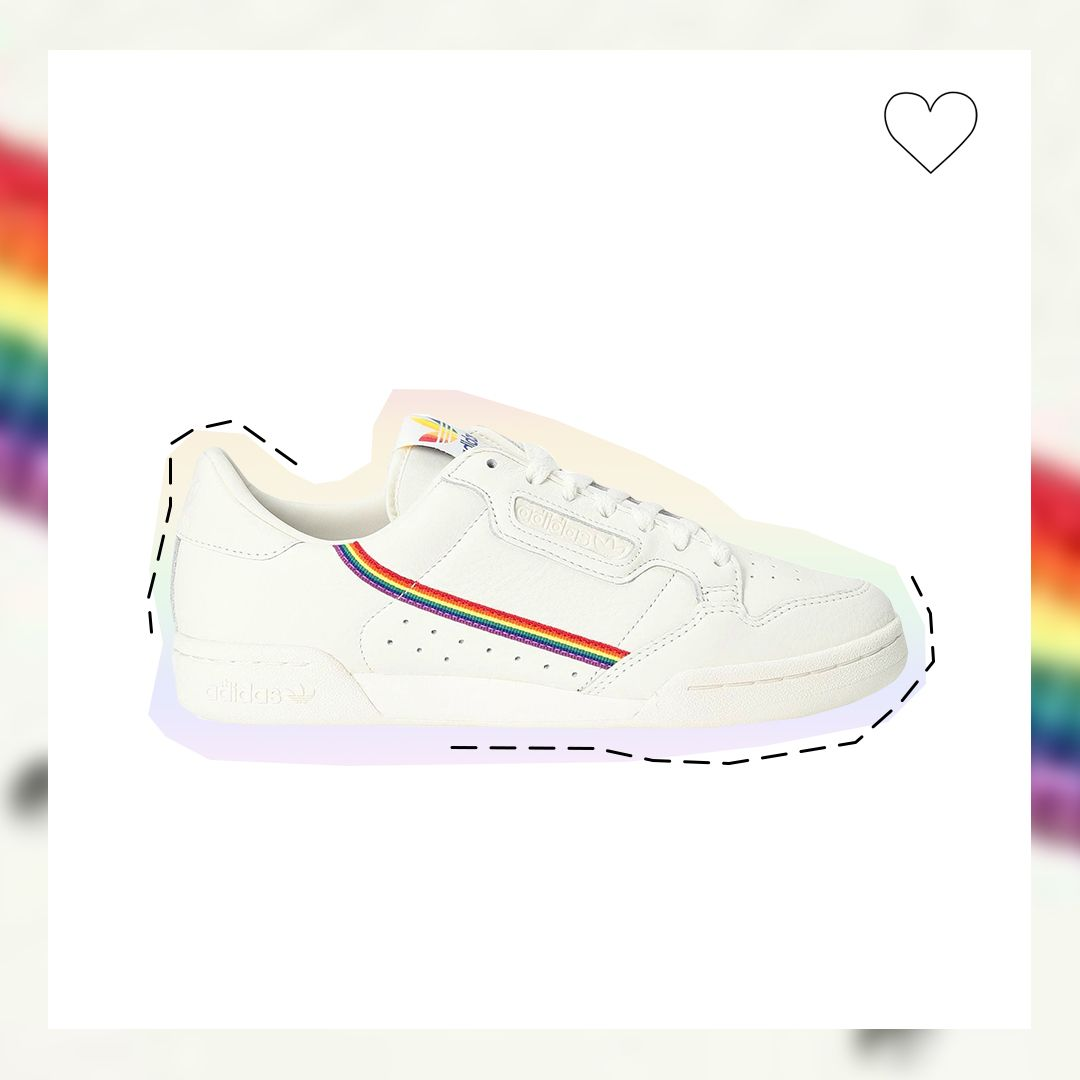adidas Continental 80 Pride Collection in 2020 | Sneaker