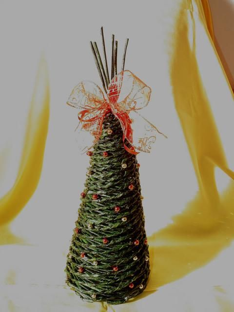d0ee96bae stromček | Paplet - papierové pletenie