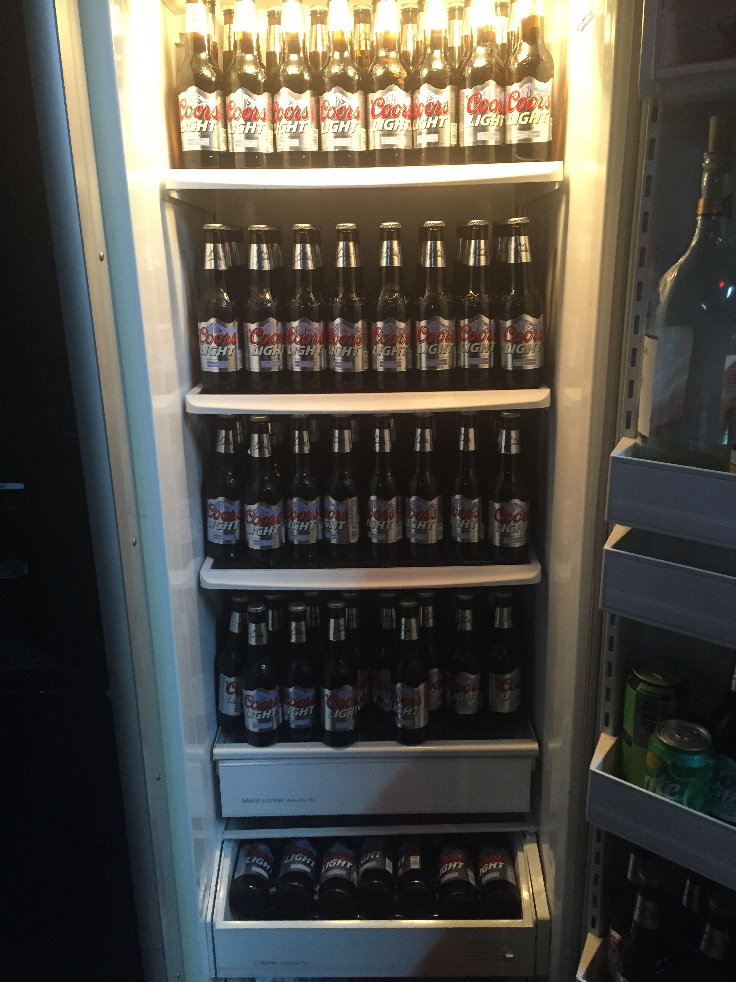 Coors light full fridge coors light pinterest coors light full fridge aloadofball Gallery