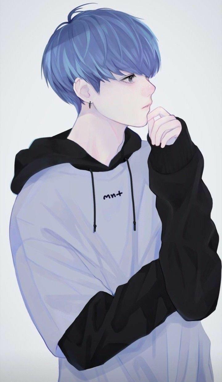 Anime Art In 2020 Cool Anime Guys Drawing People Cute Anime Guys