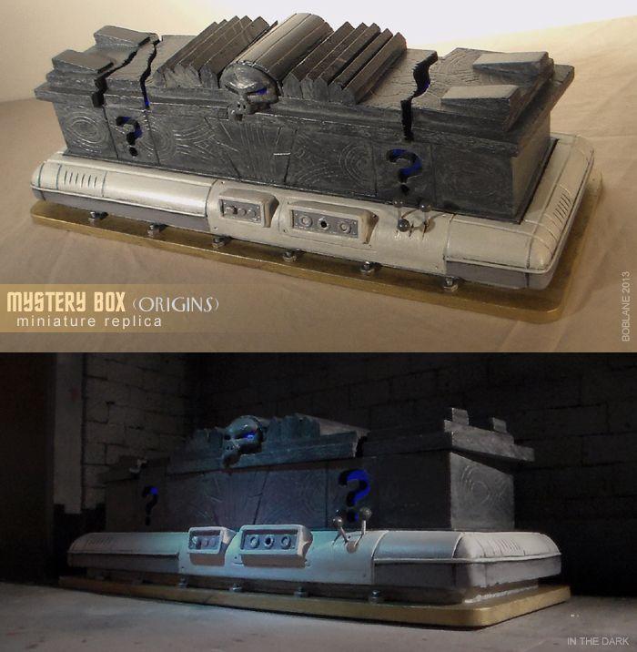 Call of Duty:  Mystery Box (Origins) Miniature by faustdavenport.deviantart.com on @deviantART