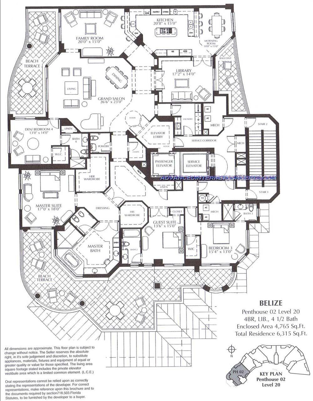 Http Housefm Org Wp Content Uploads 2014 01 Luxury Penthouse Apartment Luxury Penthouse A Condo Floor Plans Penthouse Apartment Floor Plan Luxury Floor Plans